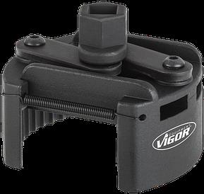 Универсальный ключ для масляных фильтров, 80–115 мм, Vigor, V4414