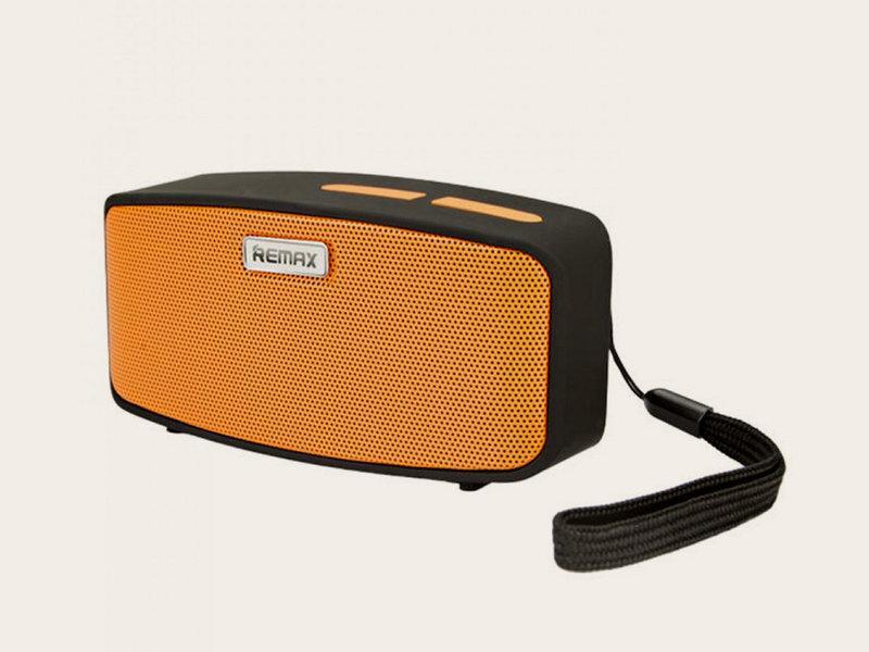 Портативная Колонка Bluetooth Remax Sushi RM-M1 Orange