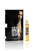 Мужской мини парфюм Sexy Men 999
