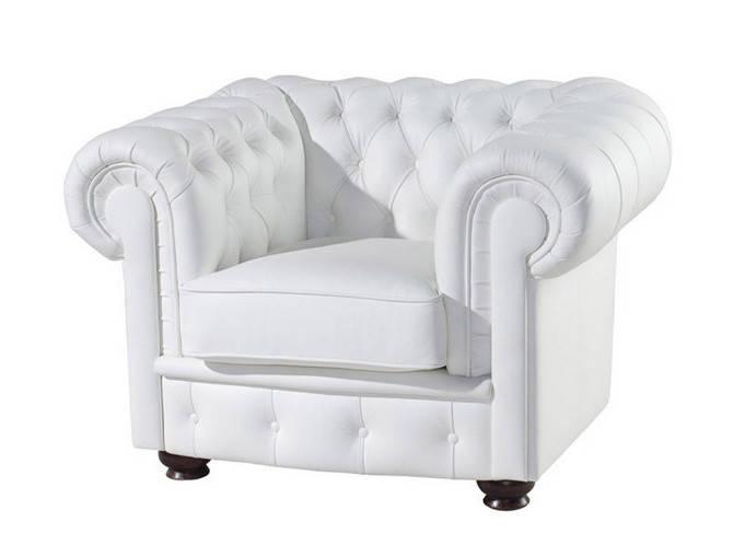 Современное кресло CHESTERFIELD (115 см)