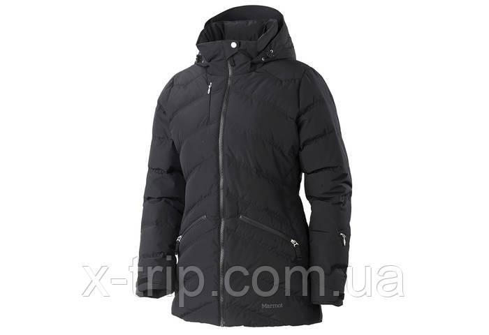 Куртка Marmot Wm's Val D'Sere Jacket XS, Black (001)