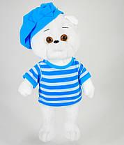 Детская мягкая игрушка,кот полосатик