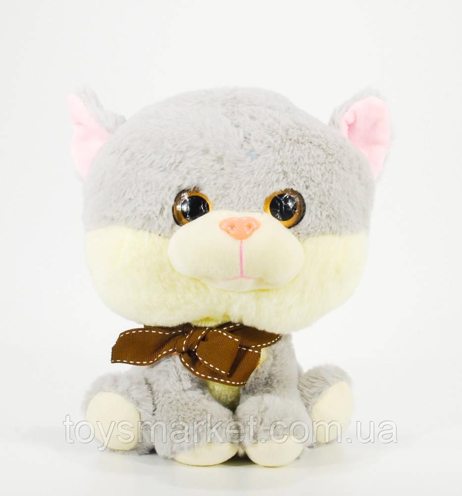 Детская мягкая игрушка,кот бусик