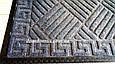 Коврик придверный прямоугольный 90*60 см, фото 3