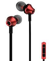 Наушники hi-fi гарнитура Remax RM-610D Red оригинал, фото 1
