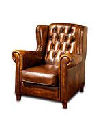 "Солидное кресло ""Chester Berge"" (Честер Берже). (95 см)"