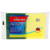 Губка кухонная классическая Tip-Top Vileda, 2 шт.