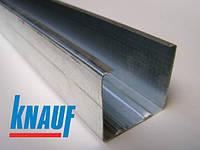 CW 100/50/06 KNAUF (0,6мм) L=4м Профиль для гипсокартона стоечный