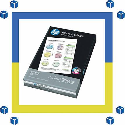 Офисная бумага А4 500л HP Home & Office (International Paper) 80 г/м.кв. С+, фото 2