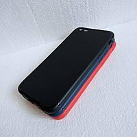 Матовый ТПУ чехол-бампер для IPhone 6 6s.