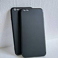 Матовый ТПУ чехол-бампер для IPhone 6 6s Plus.