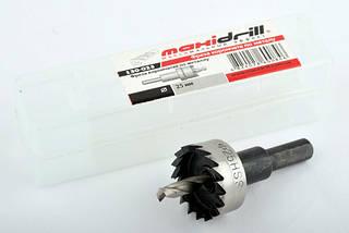 Фреза корончатая по металлу 32 мм  MAXIDRILL