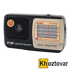 Радіоприймач KIPO KB-408 AC