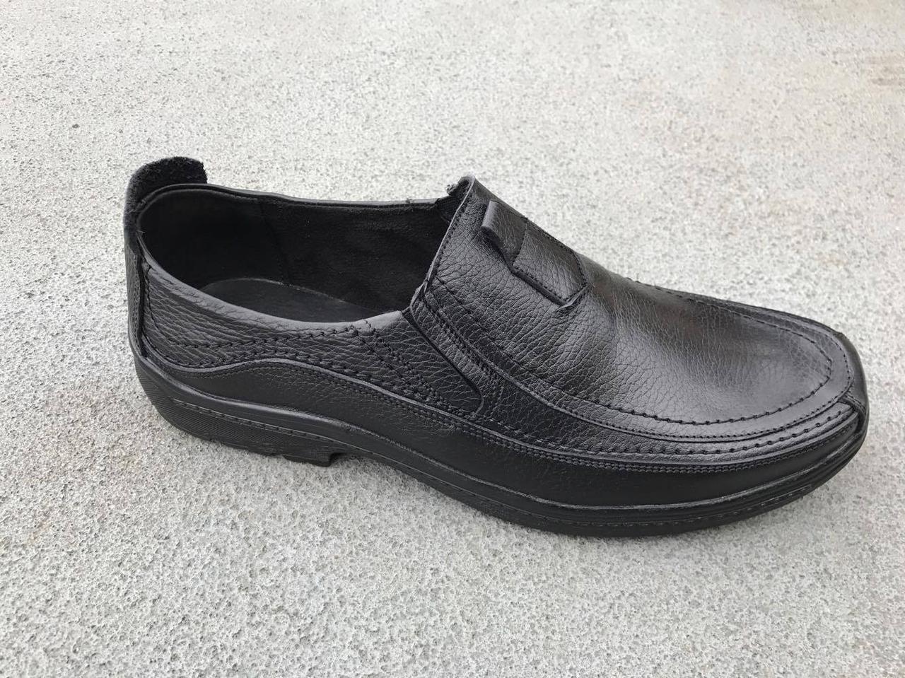 24c1ee06cbd2 Обувь больших размеров Кожаные мужские туфли Big Boss - Интернет магазин
