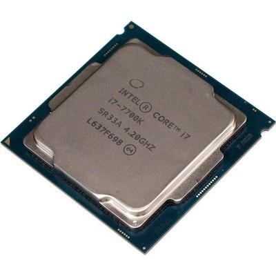 "Процессор Intel Core i7 7700K 4.2GHz Tray (BX80677I77700K) ""Over-Stock"" Б/У"