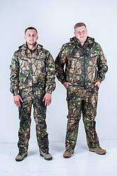 Костюм камуфляжний Світлий Клен для полювання та риболовлі (62-64 розміри)
