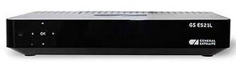 Спутниковый ресивер  GS E521L Триколор ТВ (подписка 1 неделя)