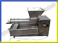 Шнековый экструдер для отжима меда