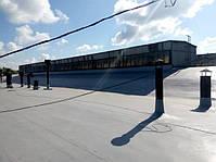 Нашей бригадой была выполнена капитальная реконструкция кровли троллейбусного депо №3. По адресу ул. Пантелеймона Свистуна 2Б. г. Харьков. Площадь выполненных работ 1500м/2