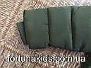 Куртки зимние на меху для мальчиков KE YI QI 1-5 лет, фото 3
