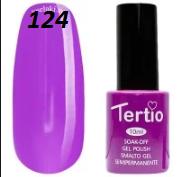 Гель-лак №124 Tertio, 10 мл