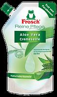 Органическое крем-мыло Frosch Aloe Vera Cremeseife, 500ml