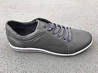 Обувь больших размеров Кожаные мужские спортивные туфли Big Boss