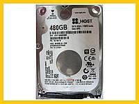 HDD 480GB 5400 SATA3 2.5 Hitachi HTS545050B7E660 WXF1A8685K81