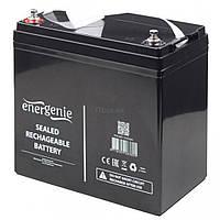 Батарея к ИБП EnerGenie 12В 55 Ач (BAT-12V55AH)