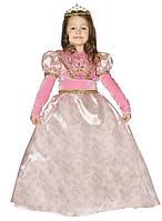 Принцесса карнавальный костюм детский 34