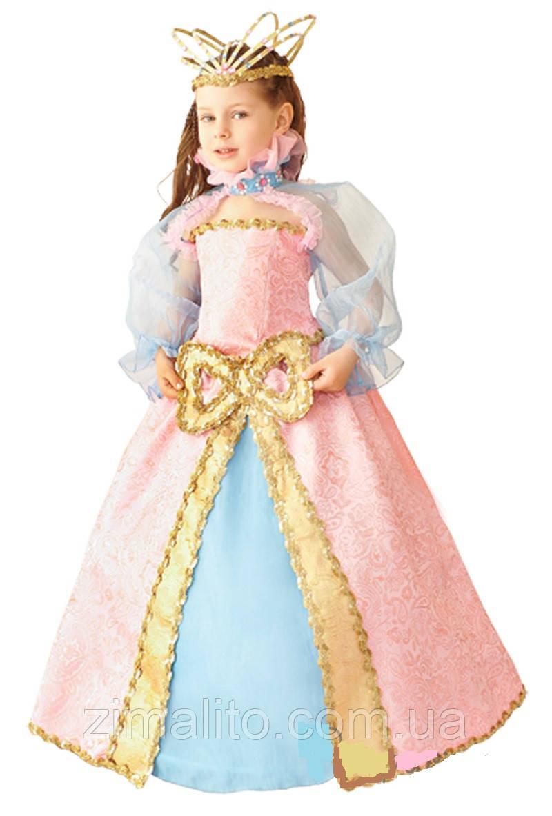 Королева Елизавета карнавальный костюм детский