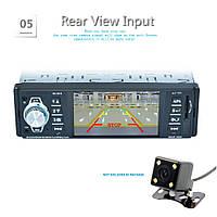 "Автомагнитола MP4 Video Pioneer 4018 Экран 4.0"" +Bluetooth+ avin + ПУЛЬТ НА РУЛЬ+КАМЕРА!"
