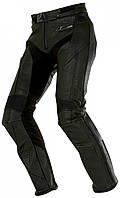 Мотобрюки RS Taichi Boot Out Vented кожа черный, 2XLW