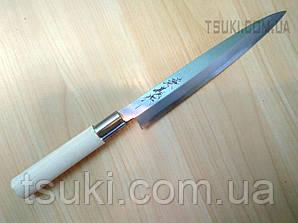 Нож для суши Янагиба, 210 мм Yaxell Япония