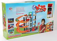 "Детский гараж Joy Toy ""Мега парковка"" (0849)"