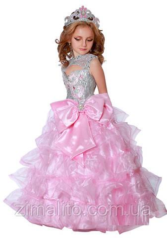 Принцесса Барби карнавальный костюм детский