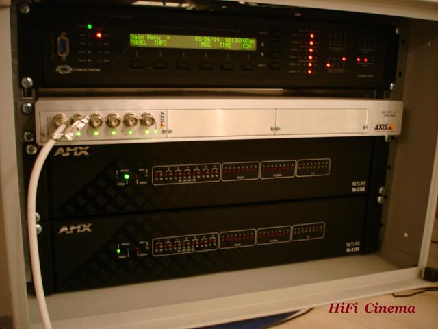 Контроллеры, матрицы, масштабаторы, коммутационное