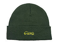 Шапка вязаная Tramp TRCA-002 хаки