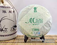 "Китайский зелёный чай - Шен пуэр ""Вэй Пу М 007"", 2012 год, фото 1"