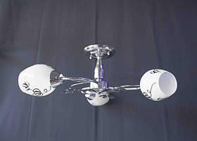 Люстра на 3 лампочки  P6- 10269-3, фото 2