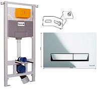 Комплект Инсталляция с унитазом  Imprese (i8120) + Kolo Idol (M1310000U)