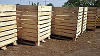 Контейнер деревянный 1200х800х1140мм , фото 1