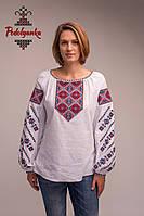 Жіноча вишиванка Слов'янка, фото 1