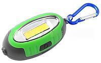 Фонарь Брелок 5822-COB+UV(ультрафиолет), магнит LO