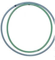 Обруч   (полосатый) Средний  ( d=70 )