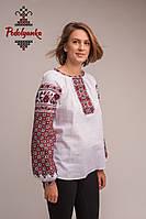 Жіноча вишиванка Мозаїка, фото 1