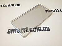 Силиконовый TPU чехол Nillkin для Sony Xperia XA Ultra серый