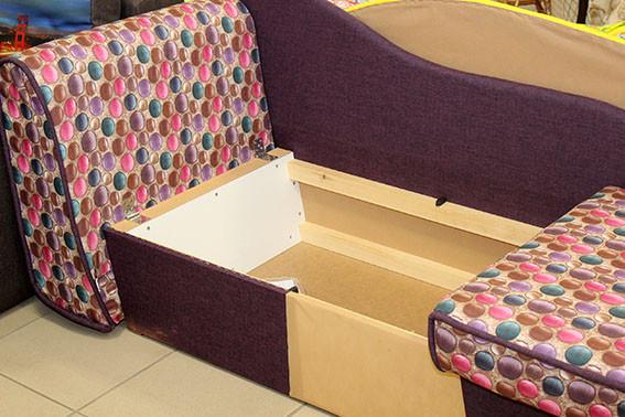 детский раскладной диван купить в Одессе от торгового дома Naomi
