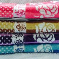 Банные полотенца упаковкой