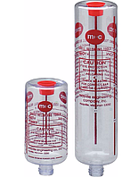 Бутылка для дроби и пороха на станки МЕС L